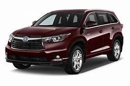 2015 Toyota Highlander Hybrid Reviews And Rating  Motor Trend