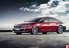 Future Cars Peugeot Brings Back Sexiness With New 508