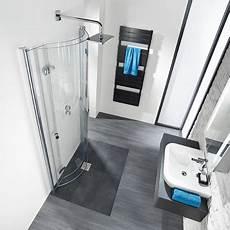 Raumspar Badewanne Mit Dusche - hsk runddusche exklusiv halbkreis drehfaltt 252 r bad