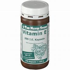 vitamin e 200 i e shop apotheke