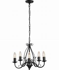 buy heart of house forbes 5 light ceiling fitting black at argos co uk your online shop for