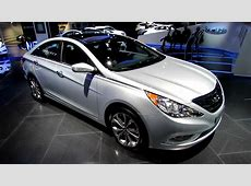 2013 Hyundai Sonata 2,0T Limited   Exterior and Interior