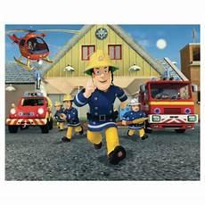 tapete feuerwehrmann sam buy fireman sam wallpaper mural 8ft x 10ft from our