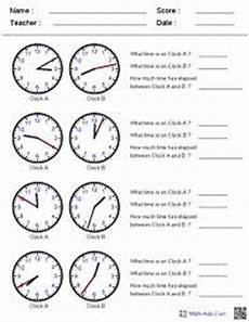 end time word problems worksheets 3410 words word problems and worksheets on