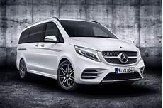 Facelift En Nieuwe Motoren Voor Mercedes V Klasse 2019