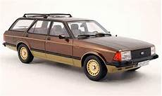 bos 1980 ford granada limited edition of 1000 1 18 scale
