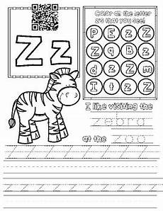 worksheets letter z 24261 letter z worksheet by miss g s resources teachers pay teachers