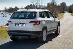 New Skoda Karoq Revealed  Pictures Auto Express