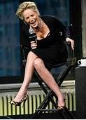 Sharon Stone Re Enacts Basic Instinct Pose But This Time