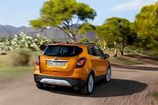 Fiche Technique Opel Mokka X 1 4 Turbo 140 Gpl 2019
