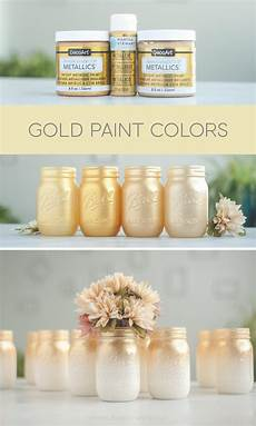 gold paint colors sprinkled and painted at ka styles co