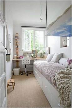 Langes Schmales Schlafzimmer Einrichten Zimmer