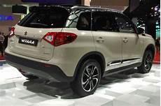 All New Suzuki Vitara Suv Launched Carbuyer
