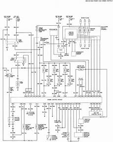 ac wiring diagram isuzu ac wiring exles and instructions