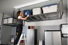 newage products 40148 versarac 4x8 overhead storage unit