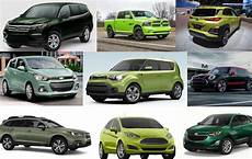 captivating car colors which 2018 are available in green the news wheel