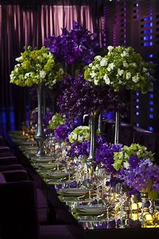 wedding table decorations purple and green 174 best images about purple green wedding inspiration