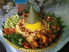 Tumpeng Nasi Kuning Homamade Ht To Eat