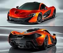 2012 McLaren P1 Supercar  Design Is This