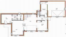 plan maison moderne étage impressionnant plan maison moderne tage 2 etage menuiserie