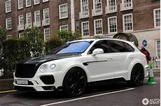 Bentley Mansory Bentayga 16 February 2017 Autogespot