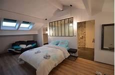 aménagement de chambre chambre dans les combles