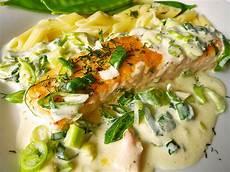 Lachs Mit Sahnesauce - lachs sahne sauce rezepte chefkoch de