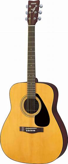 beginner acoustic guitars yamaha f310 beginner acoustic guitar pack in or tobacco brown sunburst finish yamaha