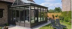 véranda prix m2 prix veranda alu 20m2 veranda et abri jardin
