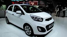 2013 kia picanto exterior and interior walkaround 2012
