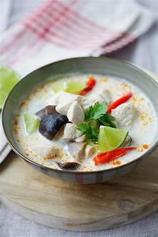 Tom Kha Gai Easy Delicious Recipes