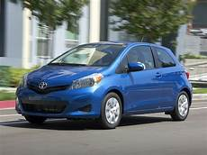 2014 Toyota Yaris Price Photos Reviews Features