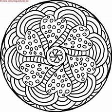 mandalas zum ausdrucken mandala zentangle