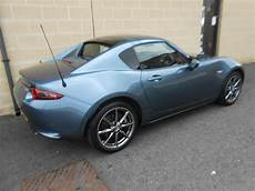 electric power steering 1995 mazda mx 5 auto manual used 2017 mazda mx 5 2 0 160ps rf sport nav only 5k mls leather electric folding hard roof top