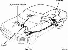2006 toyota camry fuel filter location where is the fuel filter located on a 1993 toyota camry with a 4 cylinder