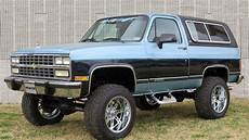 1991 Chevrolet K5 Blazer S181 Houston 2014