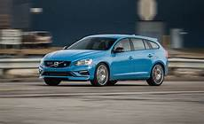 2017 Volvo V60 Polestar Test Review Car And Driver