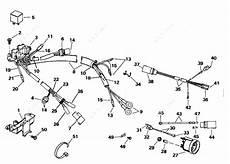 1995 johnson outboard wiring diagram johnson 1995 115 j115sxeoc power trim tilt electrical parts catalog