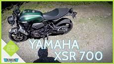 Essai Moto Xsr 700 Rip Butterfly