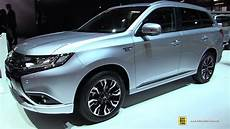 2017 mitsubishi outlander phev instyle exterior and