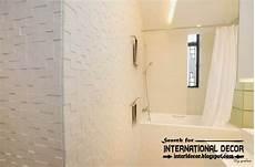bad fliesen gestaltung modern bathroom tile bringing the sensation of exoticism to