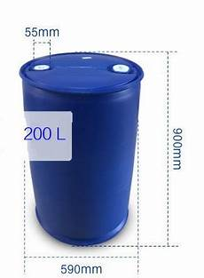 200 litre blue plastic drum buy 200 liter plastic drum
