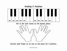 free printables c position worksheets 4dpianoteaching com