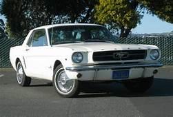 BaT Exclusive Honest 1965 Ford Mustang V8 Notchback
