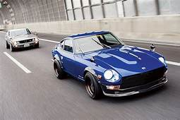 Blue Heaven  Datsun Car 240z Nissan Z Cars
