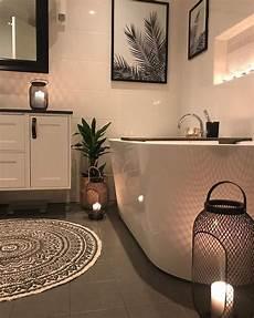 Kleines Badezimmer Schwarz Weis Einrichtung