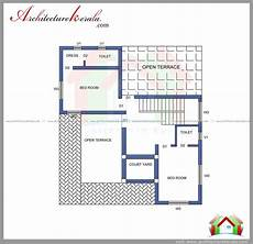 pin by renukadd on south facing home kerala 2000 square feet 4 bedroom house plan and elevation free