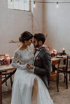 burgundy and black fall wedding inspiration at papierm 252 hle