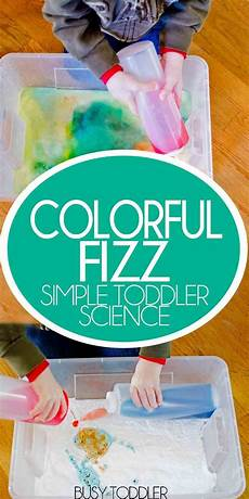 easy science experiments worksheets 12675 colorful fizz simple toddler science science for toddlers toddler science experiments