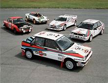 Lancia's Best WRC Cars From The Fulvia To Delta